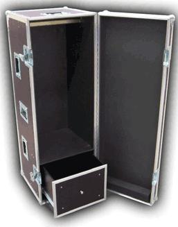 palbox fabricación a medida de flight case distribucción a madrid