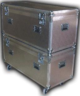 Ba les apilables contenedores de aluminio a medida - Contenedores metalicos apilables ...