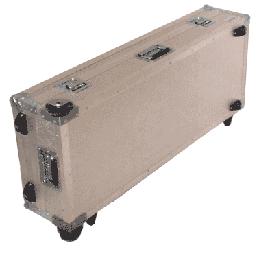 Ofertas flght cases maletas baules nuevos y de ocasion madrid for Ofertas escaleras de aluminio