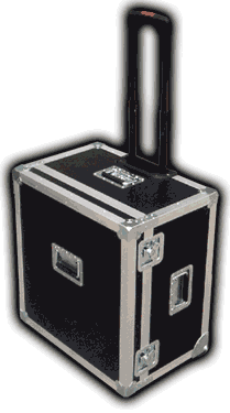 fabrica de maletas baúles flight case embalaje reforzado madrid